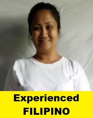 Filipino-Experienced Maid-JEMITRI RABANAL