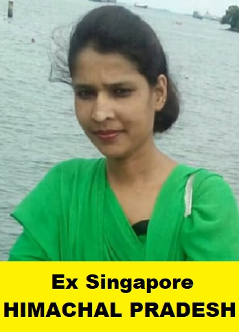 Indian-Ex-Singapore Maid-DAYA WANTI