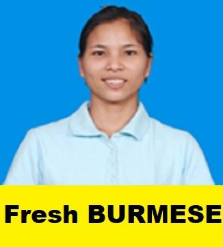 Myanmar-Fresh Maid-VAN BAWI NUAM
