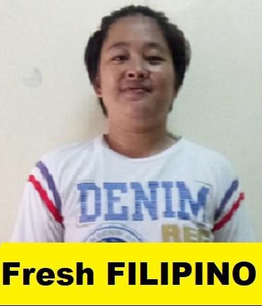 Filipino-Fresh Maid-JENNY CAIRE BAYDAN