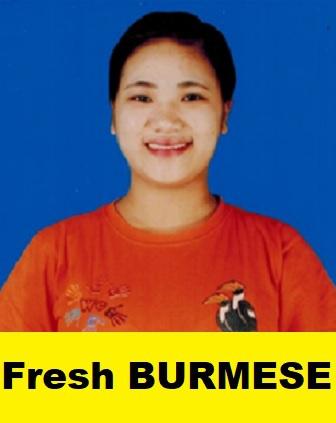 Myanmar-Fresh Maid-MYA SAN HTAY