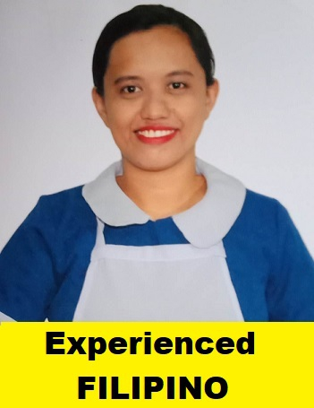 Filipino-Experienced Maid-JENNYVIE JULIAN