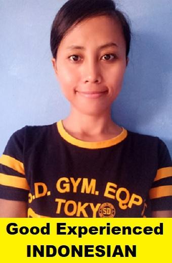 Indonesian-Experienced Maid-LILIS SOLIHAH