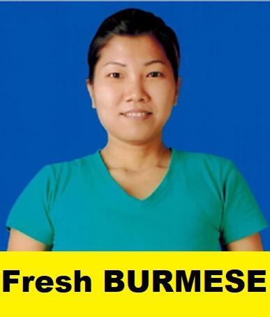 Myanmar-Fresh Maid-LAL PAN MUANI