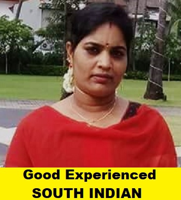 Indian-Experienced Maid-SHYLAJA