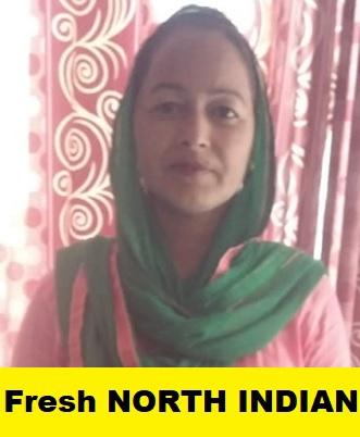 Indian-Fresh Maid-KANWALJIT KAUR