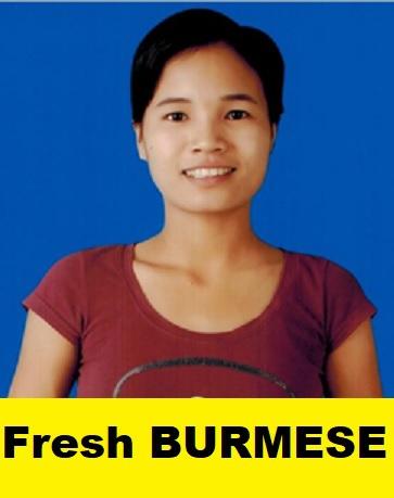 Myanmar-Fresh Maid-THIAN HNEM SUNG
