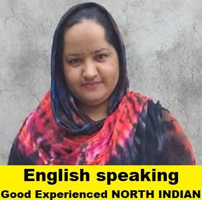 Indian-Experienced Maid-GURJIT KAUR