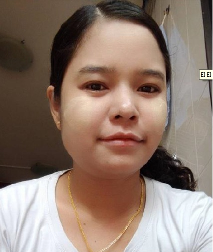 Myanmar-Ex-Singapore Maid-EI EI ZIN