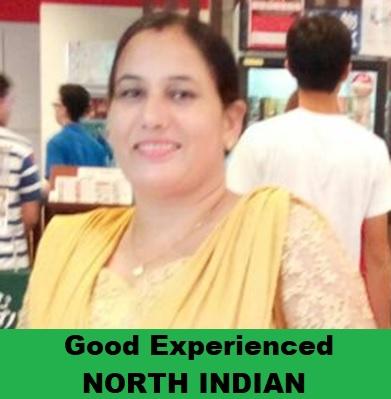 Indian-Experienced Maid-BALWINDER KAUR