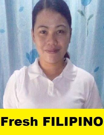 Filipino-Fresh Maid-MERY JOY BLANCIA