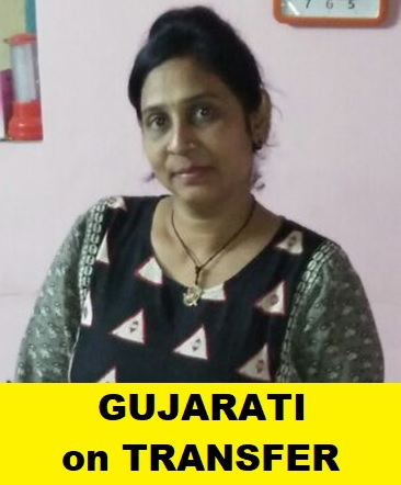 Indian-Transfer Maid-MITALBEN