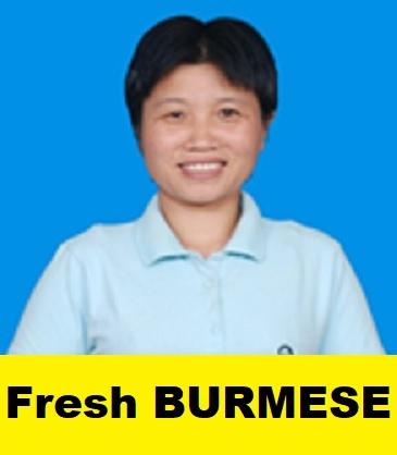 Myanmar-Fresh Maid-ARR MI OO