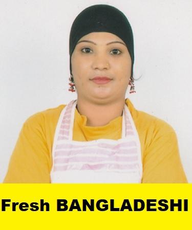 Bangladeshi-Fresh Maid-MOKSADA BEGUM