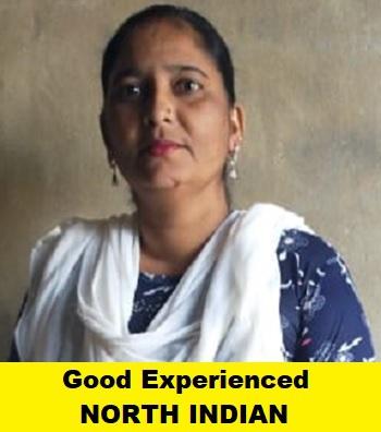Indian-Experienced Maid-MANPREET KAUR
