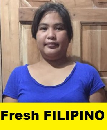 Filipino-Fresh Maid-GINALYN APELLIDO