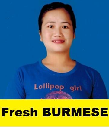 Myanmar-Fresh Maid-ZING TIN REM