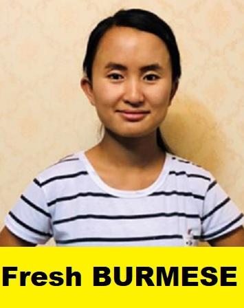Myanmar-Fresh Maid-RO NEI KIM