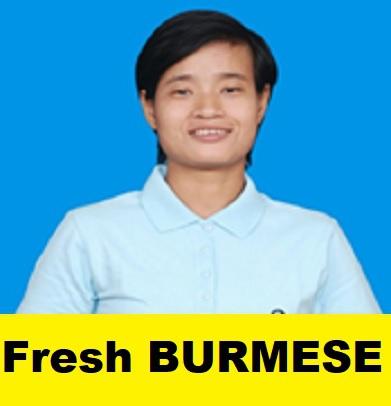 Myanmar-Fresh Maid-HTAR HTAR NWE