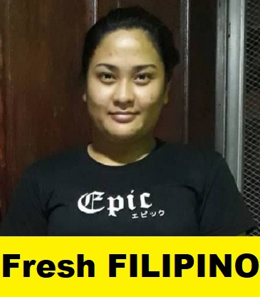 Filipino-Fresh Maid-KAREN JOY PERUELO