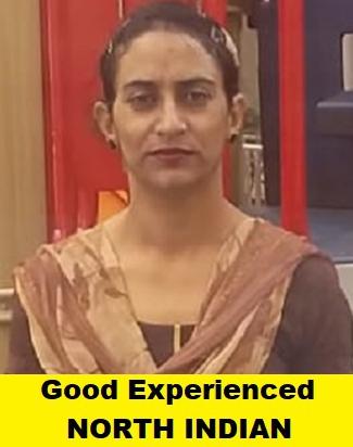 Indian-Experienced Maid-RAJWINDER KAUR