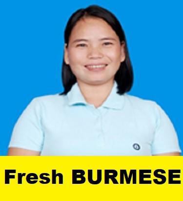 Myanmar-Fresh Maid-HOI NEI CHONG