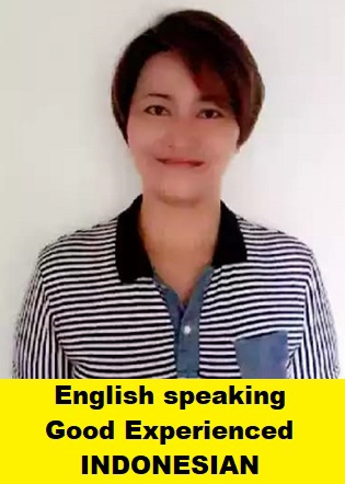 Indonesian-Experienced Maid-SANTY SRI MARIANA