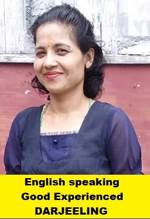 Indian-Experienced Maid-ANURADHA SHARMA