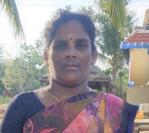 Indian-Experienced Maid-ARUMUGAM VALLI