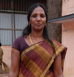 Indian-Experienced Maid-RAJARETHINAM VALLIAMMAL
