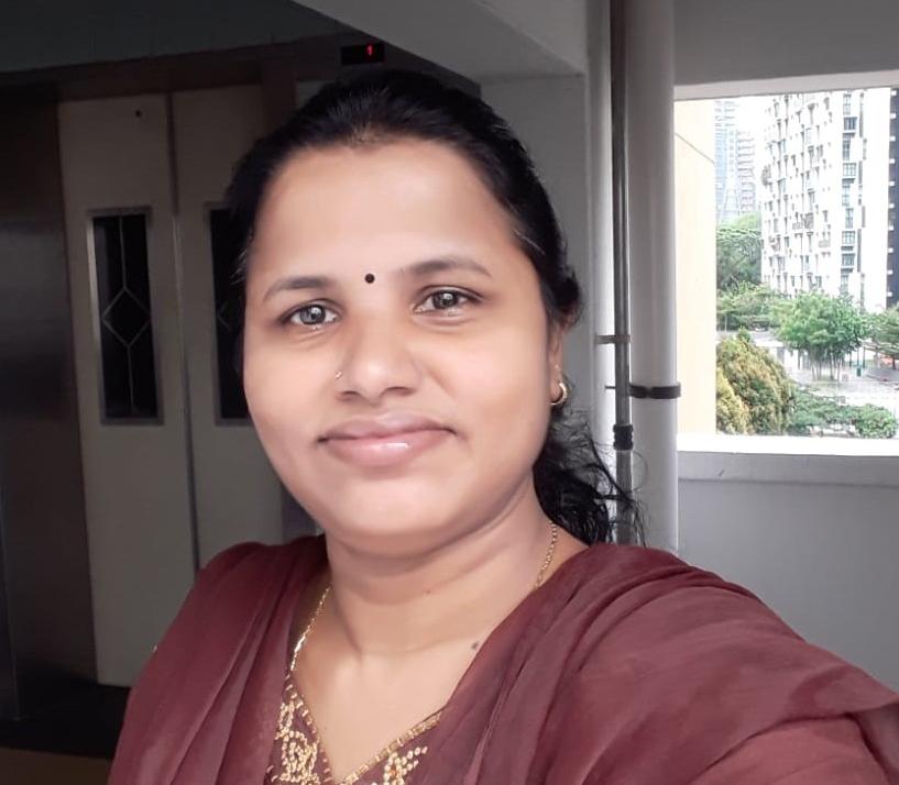 Indian-Experienced Maid-SUBRAMANIAN VIJAYA