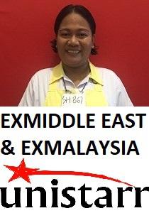 Indonesian-Experienced Maid-WASIAH BT KASIDI RUMINDA