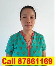 Indian-Ex-Singapore Maid-ANJANA TAMANG