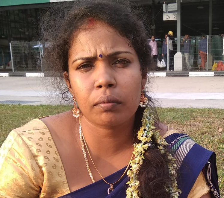 Indian-Experienced Maid-MAHENDIRAN NATHIYA