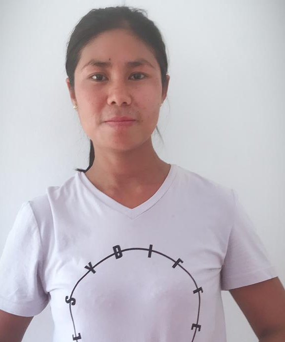 Myanmar-Fresh Maid-MYA SAN AYE