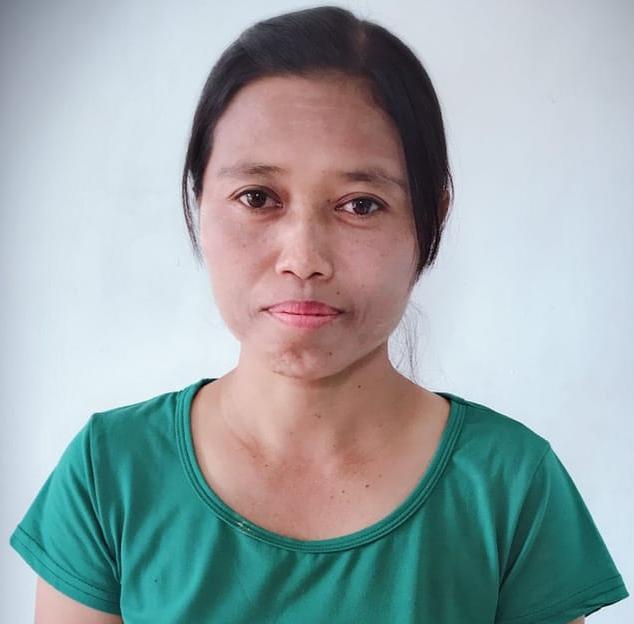 Myanmar-Experienced Maid-MOE YEE