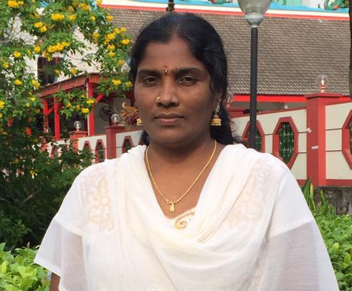 Indian-Experienced Maid-LATHA RENGASAMY