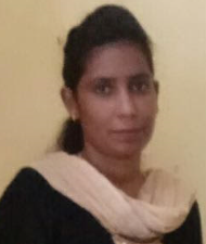 Indian-Experienced Maid-SUNEETA