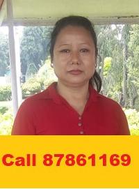 Indian Ex-Singapore Maid - ANJU THAPA