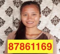 Indian-Ex-Singapore Maid-MEKELI CHAAIHLO