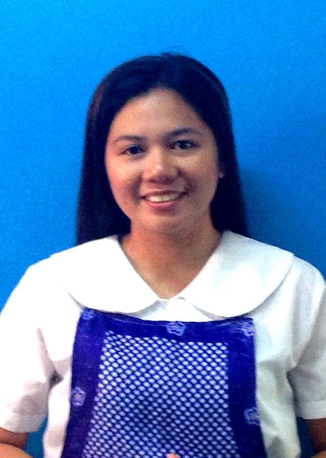 Filipino-Experienced Maid-MA.GISELLE CHAVEZ GANTE