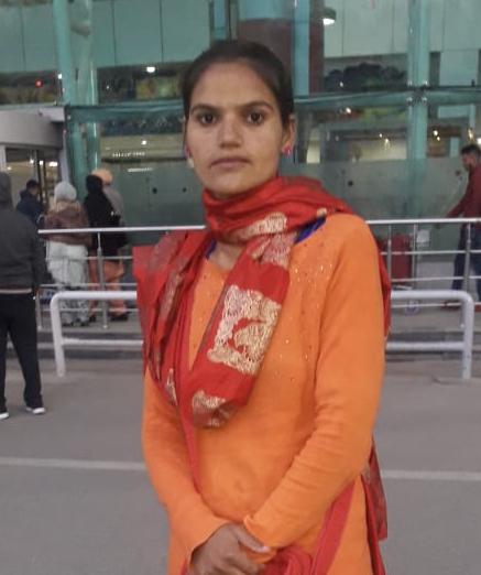 Indian-Fresh Maid- AMANJOT KAUR