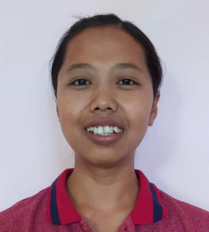 Indonesian-Fresh Maid-IDA ROYANI