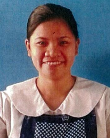 Filipino-Experienced Maid-SUCALDITO JENNY ROSE CASPE
