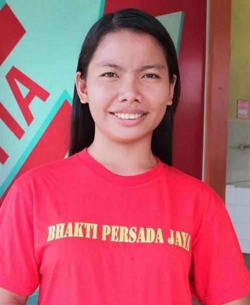 Indonesian-Fresh Maid-INDAH SUTIANA