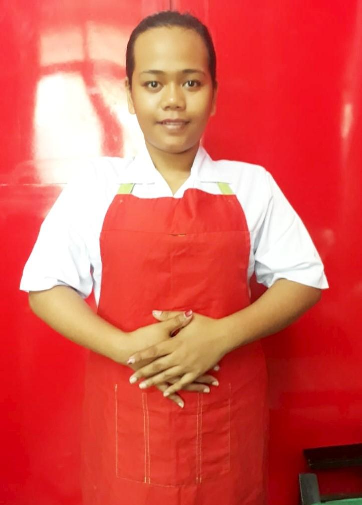 Indonesian-Experienced Maid-JUANITA