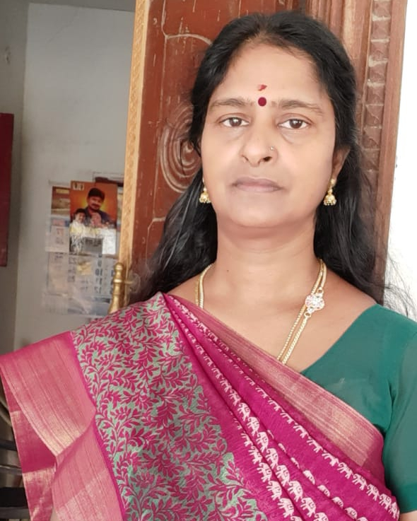 Indian-Experienced Maid-SRINIVASAN MAHESWARI