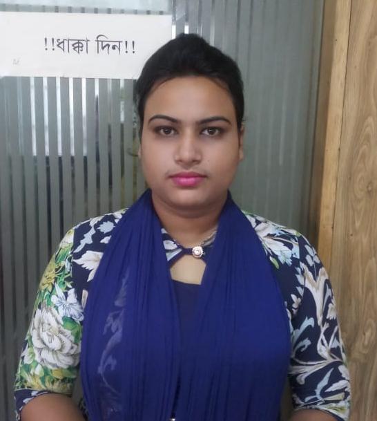 Bangladeshi-Fresh Maid-MOHUA AKHTAR