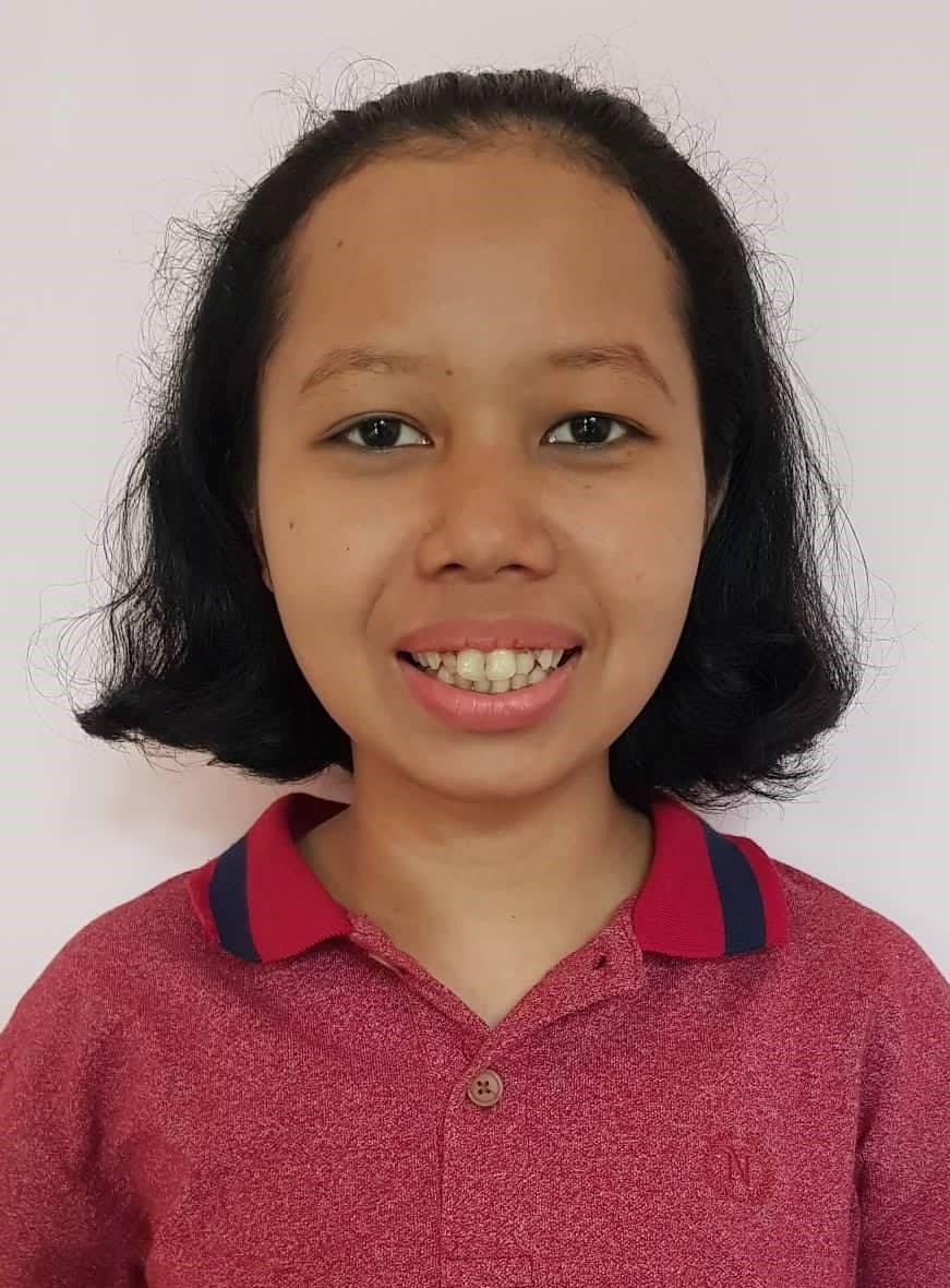 Indonesian-Fresh Maid-M A R Y U N I