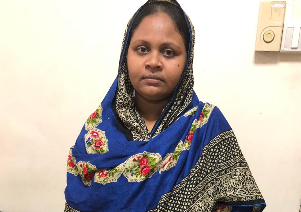 Indian-Transfer Maid-NAHIDA